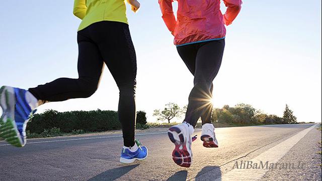 ورزش کردن برای شروع یک روز عالی