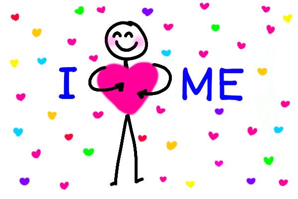 من خودم را دوست دارم