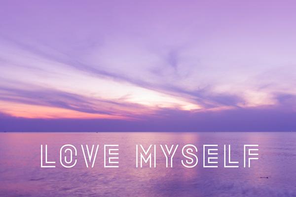 جملات مثبت,جملات تاکیدی اعتماد به نفس,من خودم را دوست دارم