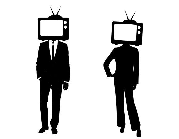 تفریحات ناسالم,تفریحات بیهوده,کارهای بیهوده,تفریحات به ظاهر لذت بخش,تماشای تلویزیون