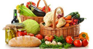 مواد غذایی شادی آور